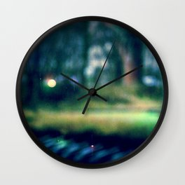 mental balance Wall Clock