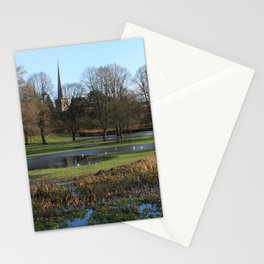 After the Snow Thaw Stationery Cards