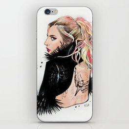 Heavy Metal Lover iPhone Skin