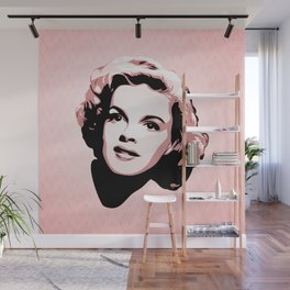 Judy Garland - Pop Art Wall Mural