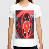 ferrari T-shirts featuring Ferrari Fizz by Scattered_Stars