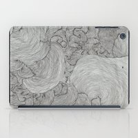 the strokes iPad Cases featuring Strokes by Sarah Renee G.