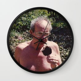 PETE Wall Clock