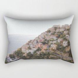 Amalfi Town Rectangular Pillow