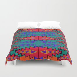 Indian Designs 253 Duvet Cover