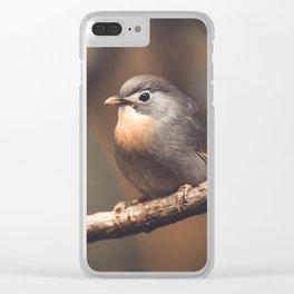 The Golden Tweet. Clear iPhone Case