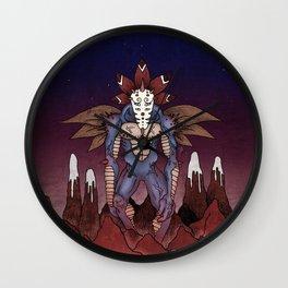 Marzilla Wall Clock