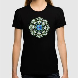 Folkloric Flower Crown T-shirt