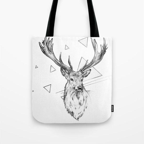 Frankly Deer Tote Bag