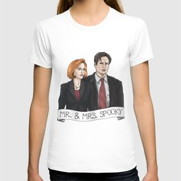 MR& MRS SPOOKY T-shirt