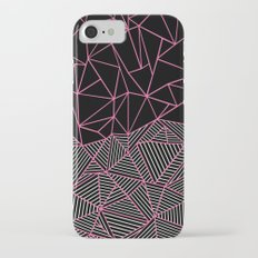 Ab Half an Half Black and Pink Slim Case iPhone 7