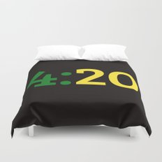 Oakland 420 Duvet Cover