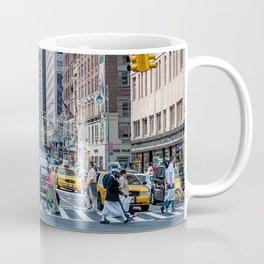 New York LGBT Pride gay Stonewall Mini Figures  Coffee Mug