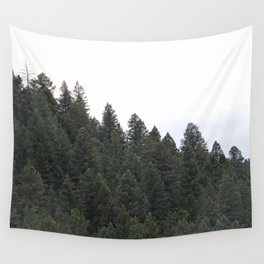 Fall Forest Wall Tapestry