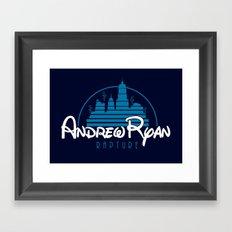 Andrew Ryan - Rapture Framed Art Print