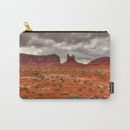 Monument-valley Carry-All Pouch