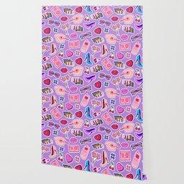 Girl things II Wallpaper