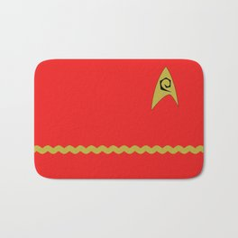 Star Trek - Uhura Bath Mat