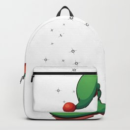 Grouchy Elf Family Matching Christmas Gift Costume Backpack