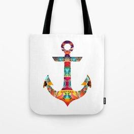 Decorative Anchor Tote Bag