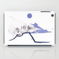 bull iPad Cases featuring bull by Mia Mandela