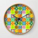 Bohemian Jungle Quilt Tiles 3 by elliottdesignfactory