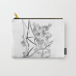 The Happy Dragon Carry-All Pouch