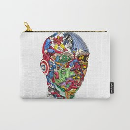 Heroic Mind Carry-All Pouch
