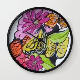 Art Doode No. 3 Wall Clock