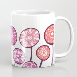 Candy Flowers Coffee Mug