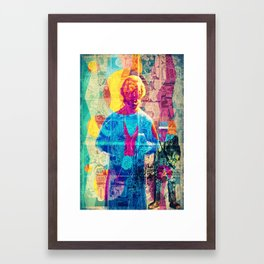 The Wild Ride Framed Art Print
