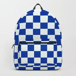 Blue Boy (check) Backpack