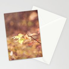 Autumn Child Stationery Cards