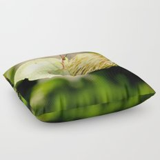 Butterfly or leaf Floor Pillow