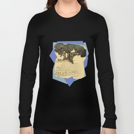 The Fig Tree Long Sleeve T-shirt
