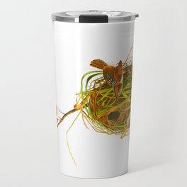 Marsh Wren Travel Mug