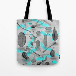 Sinister bones&rocks Tote Bag