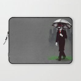 Acid rain Laptop Sleeve