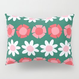Peggy Green Pillow Sham