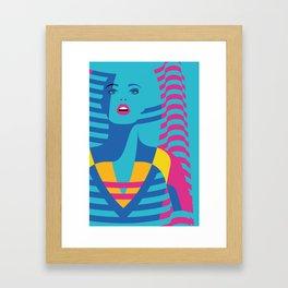 Milano II Framed Art Print