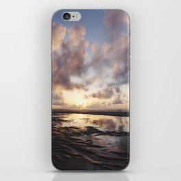 Sunrise Over the Beach 2 iPhone Skin