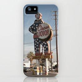Liquor Store NoHo iPhone Case