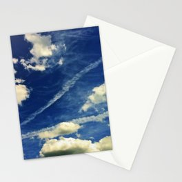Cloudy Sky Stationery Cards