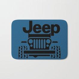 Jeep Classic Bath Mat