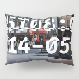 GLITCH CITY #41:  Pillow Sham