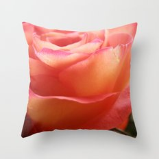 Two-Tone Roses #3 Throw Pillow