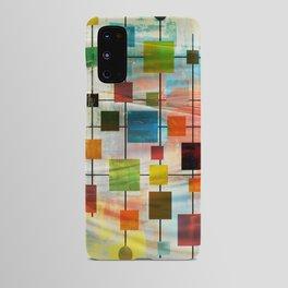 Mid-Century Modern Art 1.3 -  Graffiti Style Android Case