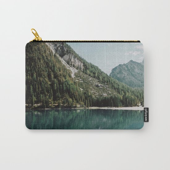 Grainy Lake Carry-All Pouch