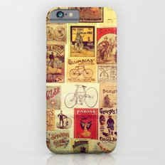 Bicycles - for iphone Slim Case iPhone 6