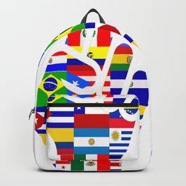Hispanic and latino Backpack